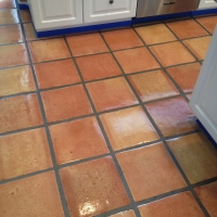 saltillo tile regrout