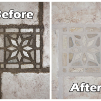 tile & grout restoration