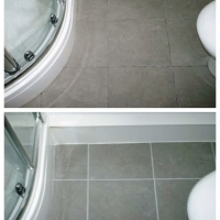 grout protection and sealing