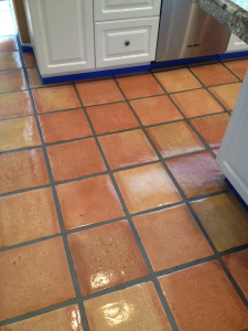 hand made saltillo tile